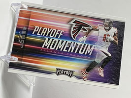 Julio Jones (Falcons) 2017 Playoff Momentum #1