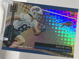 Dawson Knox (Bills) 2019 Unparalleled #270