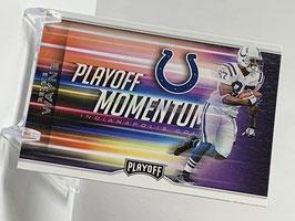Reggie Wayne (Colts) 2017 Playoff Momentum #12