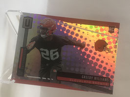 Greedy Williams (Browns) 2019 Unparalleled #241