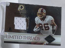 Clinton Portis (Redskins) 2004 Limited Limited Threads #LT20