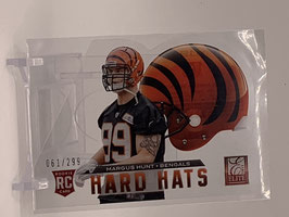 Margus Hunt (Bengals) 2013 Elite Hard Hats #19