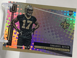Emmanuel Butler (Saints) 2019 Unparalleled #240