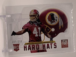 Phillip Thomas (Redskins) 2013 Elite Hard Hats #100