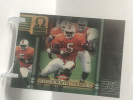 Edgerrin James (Miami/ Colts) 1999 Pacific Omega #100