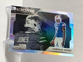 Cardale Jones (Bills) 2016 Prizm Rookie Introductions Silver Prizm #13