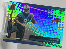 Ed Oliver (Bills) 2019 Unparalleled #209