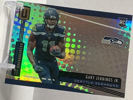 Gary Jennings Jr. (Seahawks) 2019 Unparalleled #278