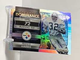 Franco Harris (Steelers) 2016 Prizm Decade of Dominance  #8