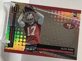 Jalen Hurd (49ers) 2019 Unparalleled #251