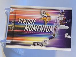 Randy Moss (Vikings) 2017 Playoff Momentum #9