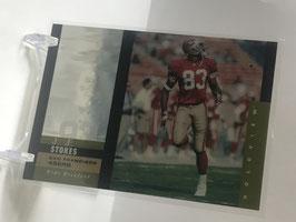 JJ Stokes (49ers) 1995 SP Holoview #27