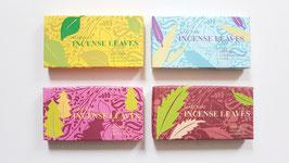 *NEU* Leaf Incense (Räucherstäbchen in Blatt-Form!)