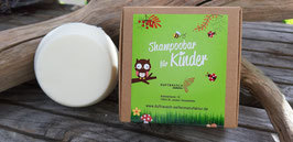 Kinder Shampoo Bar 80g