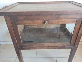 Antiker Teeschrank Barschrank von 1915 Tablett abnehmbar