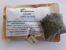 Mélisse de calme (Lippia alba ou Lantana alba)