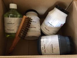 Kits maxi 3 produits 700 ml nettoyant et brosse