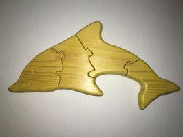 Delfinpuzzle - verschiedene Farben möglich