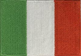 Vlag applicatie van Italië