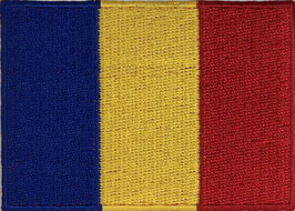 Vlag applicatie van Roemenië