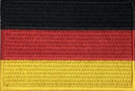 Vlag applicatie van Duitsland