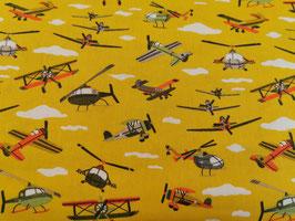 BW Flieger gelb