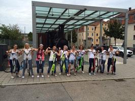 Tretroller Tour in und um Regensburg, für Gruppen, Ausflügler und Junggesellen/innen