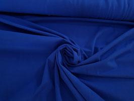 Baumwolljersey royal blau