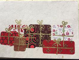 Postkarte Geschenke