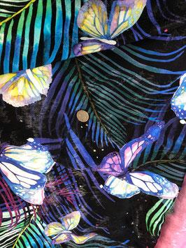 Viscose Butterfly