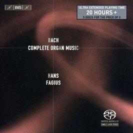 Johann Sebastian Bach: Complete Organ Music (5SACD, ruim 20 uur speeltijd, BIS)