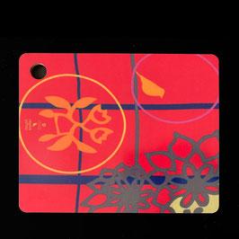 Cutting Board - Schneidbrett - Planche à découper  CBS 131 Circle Red