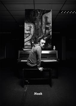 Noah (digitale bladmuziek voor piano, incl. gitaarakkoorden)