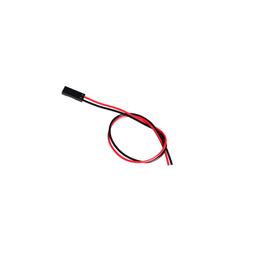 5x Pinheader Buchsenstecker 2 Pin mit Kabel