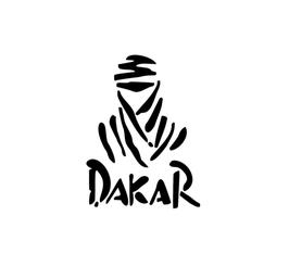 Aufkleber Dakar
