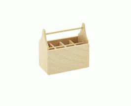 Holz Werkzeugkiste