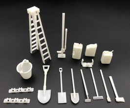 WPL Scale Equipment Set
