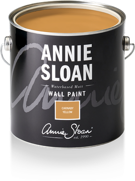 WALL PAINT CARNABY YELLOW - ANNIE SLOAN