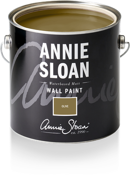 WALL PAINT OLIVE - ANNIE SLOAN