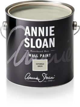WALL PAINT COTSWOLD GREEN - ANNIE SLOAN