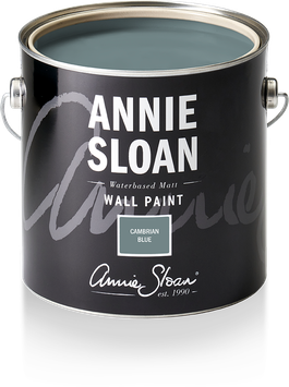 WALL PAINT CAMBRIAN BLUE - ANNIE SLOAN