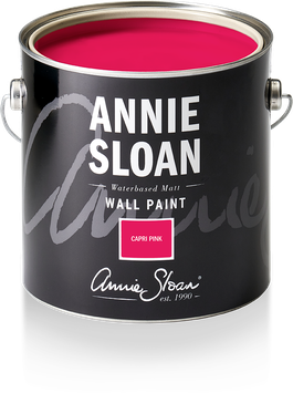 WALL PAINT CAPRI PINK - ANNIE SLOAN