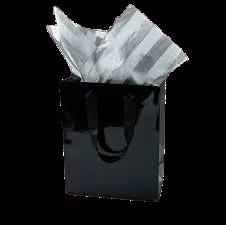 Gift Bag large black