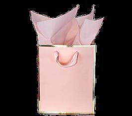 Gift Bag large rosé