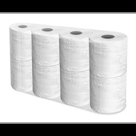 Toilettenpapier 3-lagig, Zellstoff, hochweiss