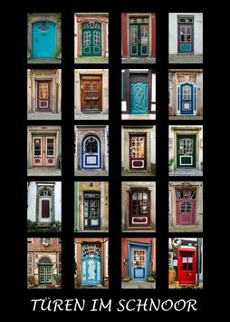 Türen im Schnoor