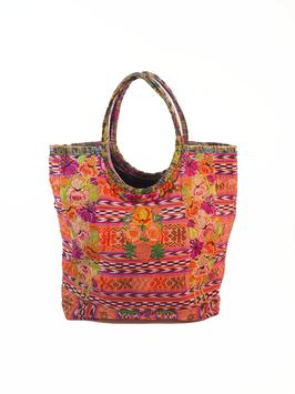 """Gypsie, Hippie, Boho Handtasche """"Orange"""" aus Mexiko"""