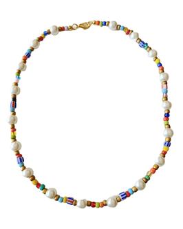Collar perlas BIG