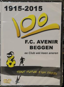 DVD 100ème anniversaire Avenir Beggen