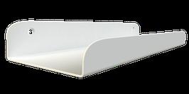 Étagère EtYa  L 27,5 cm, coloris Blanc pur brillant 9010